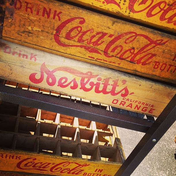 coke bins