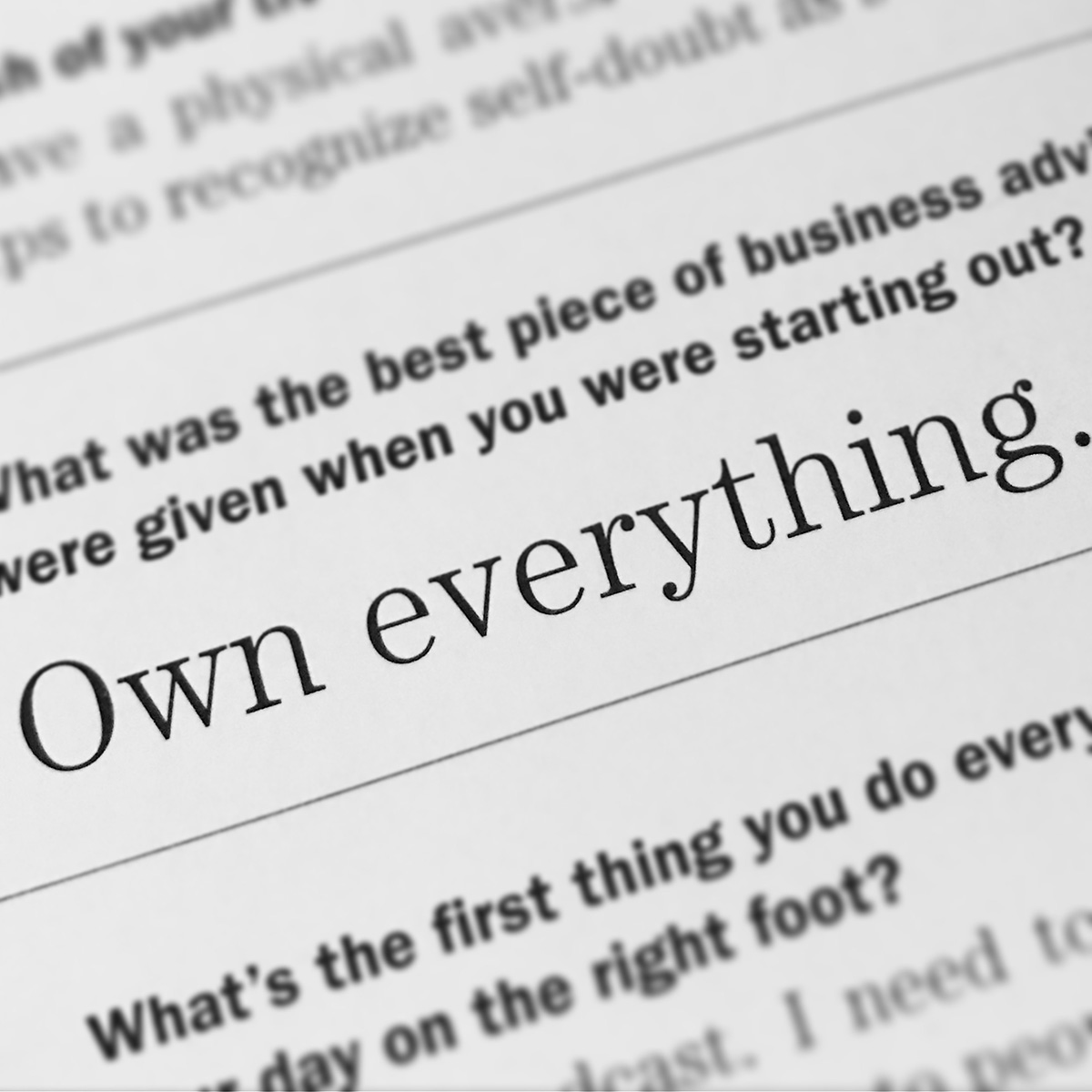 own-everything